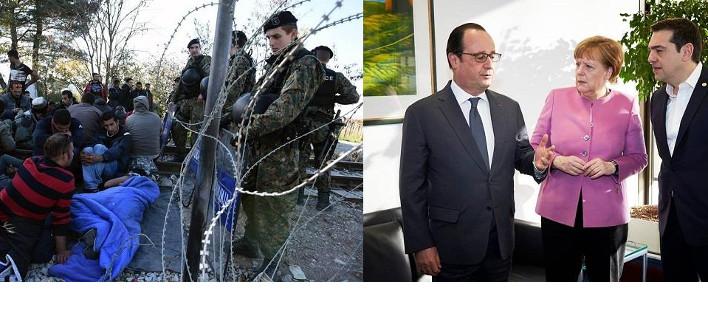 Τα Σκόπια παραβίασαν τη συμφωνία των Βρυξελλών – Εκλεισαν τα σύνορα