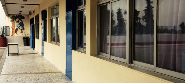Φωτογραφία: Νέο περιστατικό σε προαύλιο σχολείου/Eurokinissi