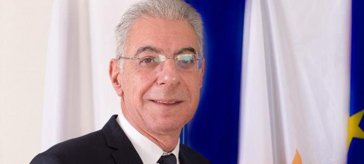 Φωτογραφία: Ο Κύπριος κυβερνητικός εκρόσωπος Πρόδρομος Προδρόμου/Twitter