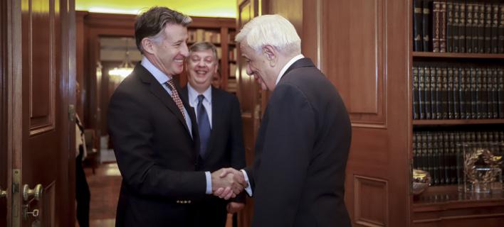 Προεδρικό, φωτογραφία: EUROKINISSI/ΓΙΩΡΓΟΣ ΚΟΝΤΑΡΙΝΗΣ