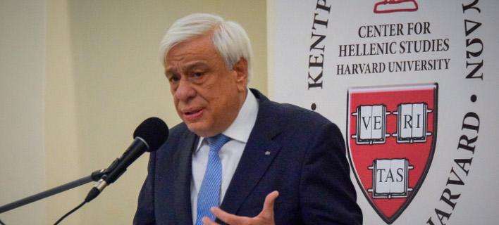 Προκόπης Παυλόπουλος/ Φωτογραφία eurokinissi