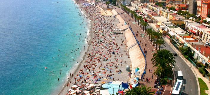 Η «Promenade des Anglais» -Το μακελειό έγινε στην πιο τουριστική και διάσημη παραλιακή της Νίκαιας [εικόνες]