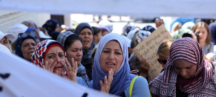 Πρόσφυγες/ Φωτογραφία: INTIME NEWS