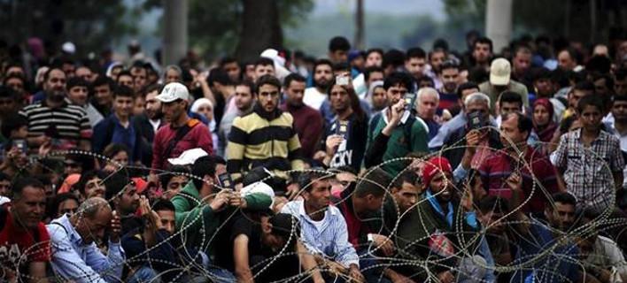 ΝΕ Πειραιά ΣΥΡΙΖΑ για το ανοιχτό κέντρο προσφύγων στο Σχιστό: Καλοδεχούμενοι οι πρόσφυγες