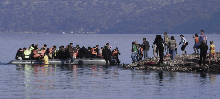 Νέο «κύμα»: 168 πρόσφυγες στα νησιά του Β. Αιγαίου το τελευταίο 48ωρο