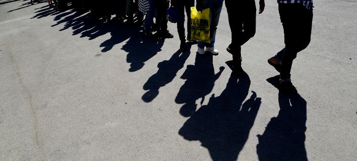 DW: Εχουν υλοποιηθεί οι βασικοί στόχοι της συμφωνίας ΕΕ-Τουρκίας για το προσφυγικό (Φωτογραφία: AP Photo/Petros Karadjias)