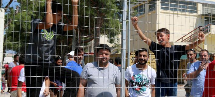 Πρόσφυγες σε ελληνικά κέντρα ασύλου/Φωτογραφία: Pixabay
