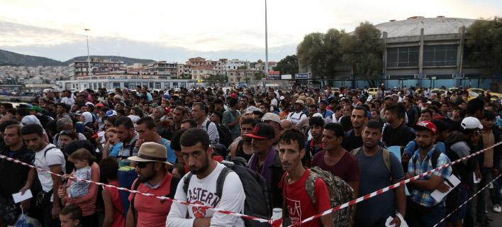 Η Τουρκία στέλνει χιλιάδες πρόσφυγες -Στο σημείο μηδέν η συμφωνία