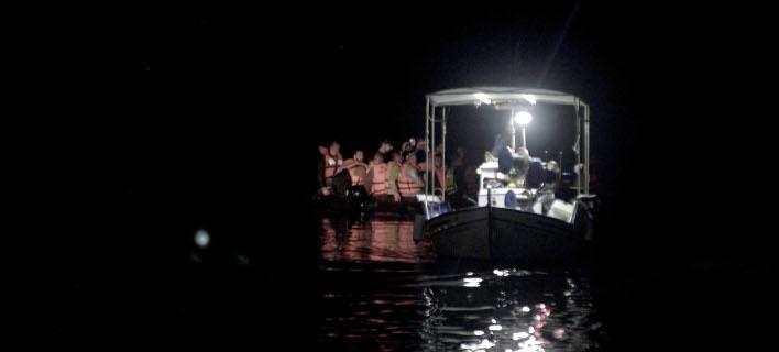 Σκάφος με 29 πρόσφυγες προσάραξε στο Ληξούρι (Φωτογραφία αρχείου: EUROKINISSI/ΣΤΕΛΙΟΣ ΣΤΕΦΑΝΟΥ)