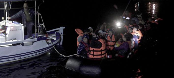 Αγόρι 10 ετών βρέθηκε νεκρό σε βάρκα με πρόσφυγες (Φωτογραφία αρχείου: EUROKINISSI/ΣΤΕΛΙΟΣ ΣΤΕΦΑΝΟΥ)