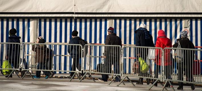 Ανησυχητική αύξηση των επιθέσεων εναντίον των προσφύγων σε Γερμανία και Αυστρία