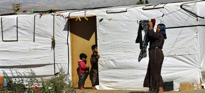 Η Αγκυρα διαμαρτύρεται για τα κονδύλια της ΕΕ για τους πρόσφυγες (Φωτογραφία: AP/ Bilal Hussein)