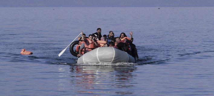 Περισσότεροι από 15.200 οι πρόσφυγες στα νησιά (Φωτογραφία αρχείου: EUROKINISSI/ ΣΤΕΛΙΟΣ ΣΤΕΦΑΝΟΥ)