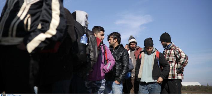Πρόσφυγες/ Φωτογραφία intime news