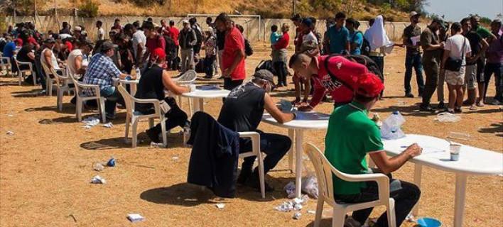 Σάλος με την παρουσία Τούρκων τοποτηρητών στα ελληνικά νησιά