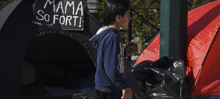 Αλλαγές για τα ασυνόδευτα προσφυγόπουλα (Φωτογραφία: EUROKINISSI/ ΕΛΕΝΗ ΡΟΚΟΥ)