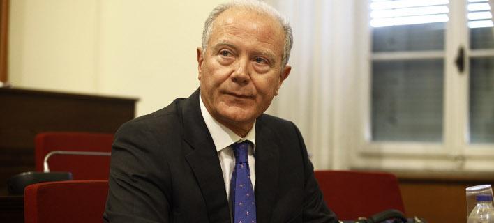 Ο Γιώργος Προβόπουλος (Φωτογραφία: EUROKINISSI/ΓΙΩΡΓΟΣ ΚΟΝΤΑΡΙΝΗΣ)
