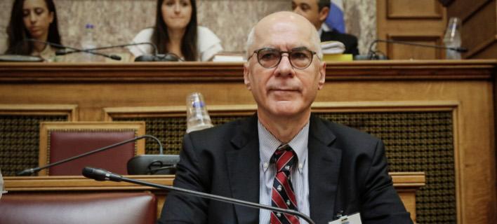 Μιχάλης Ψαλιδόπουλος/Φωτογραφία: Eurokinissi
