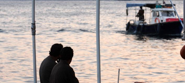 Εξώδικο ψαράδων στην κυβέρνηση /Φωτογραφία Αρχείου: Eurokinissi