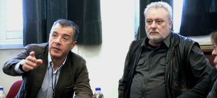 Αιχμές Ψαριανού για συναλλαγή του Θεοδωράκη με τον ΣΥΡΙΖΑ -«Εκανε το ρεπό του Καμμένου»
