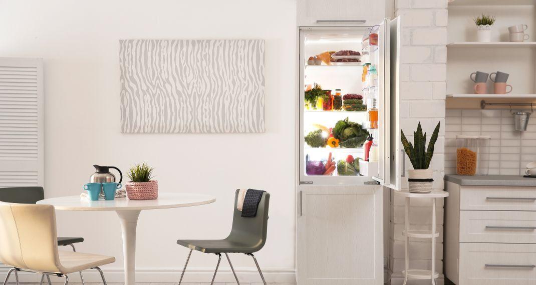Αυτό είναι το πιο βρώμικο σημείο του ψυγείου, Φωτογραφία: Shutterstock