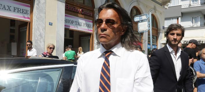 Ηλίας Ψινάκης (Φωτογραφία: ΓΙΑΝΝΗΣ ΠΑΝΑΓΟΠΟΥΛΟΣ / EUROKINISSI)