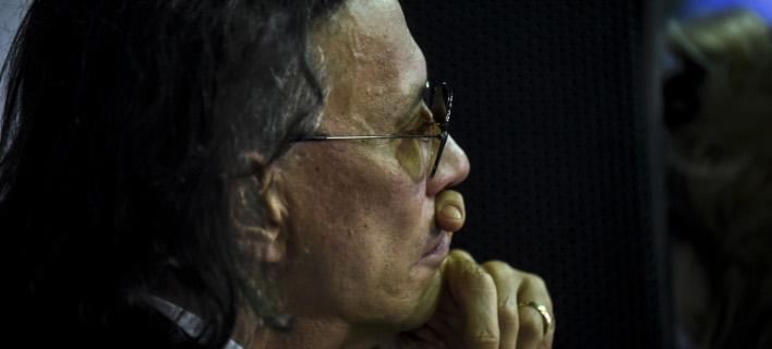 Ο Ηλίας Ψινάκης (Φωτογραφία: EUROKINISSI/ΤΑΤΙΑΝΑ ΜΠΟΛΑΡΗ)