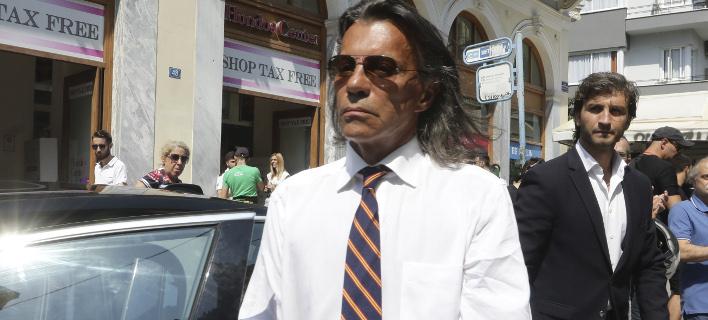 Ο Ηλίας Ψινάκης (Φωτογραφία: EUROKINISSI/ ΓΙΑΝΝΗΣ ΠΑΝΑΓΟΠΟΥΛΟΣ)