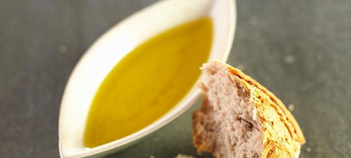 Ψωμί με ελαιόλαδο -Ενα μαγικό φίλτρο για τις καρδιακές παθήσεις