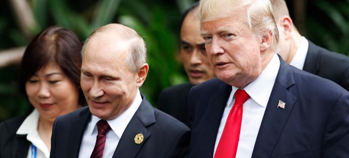 Κρεμλίνο: Ο Πούτιν συμφωνεί με τον Τραμπ για ανάγκη διαλόγου ΗΠΑ-Ρωσίας