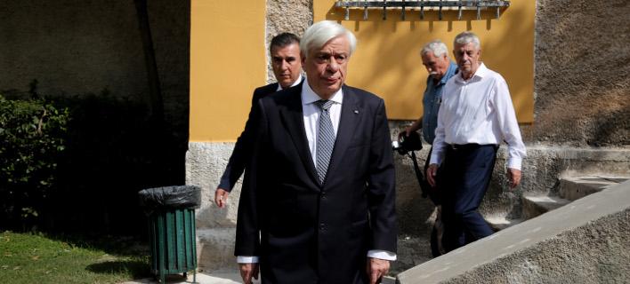 Προκόπης Παυλόπουλος/Φωτογραφία: Eurokinissi/ΒΑΣΙΛΗΣ ΡΕΜΠΑΠΗΣ