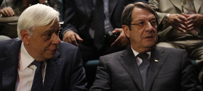 Παυλόπουλος: Δεν νοείται λύση στο Κυπριακό με εγγυήτριες δυνάμεις και στρατό κατοχής