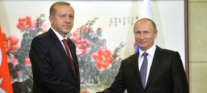 Στην Τουρκία ο Βλαντιμίρ Πούτιν -Θα συναντήσει τον Ερντογάν