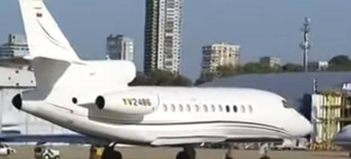 Η ΝΔ φέρνει στη Βουλή τα ερωτήματα για το κυβερνητικό αεροσκάφος της Βενεζουέλας