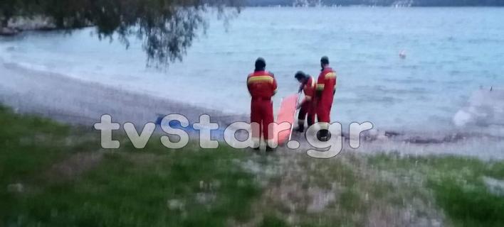Πτώμα εντοπίστηκε σε θαλάσσια περιοχή της Εύβοιας (Φωτο: tvstar.gr)