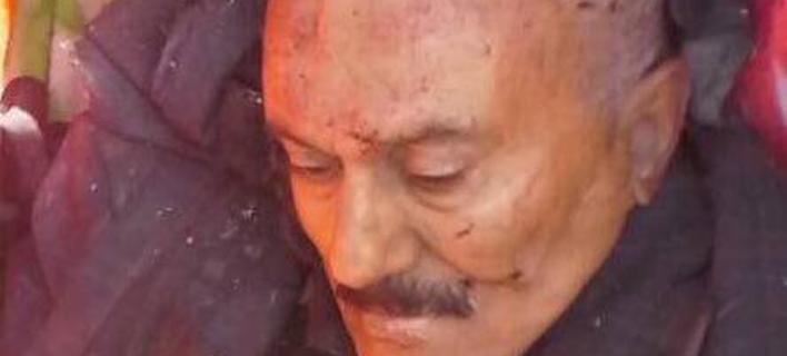 Νεκρός ο πρώην πρόεδρος της Υεμένης Αλι Αμπντάλα Σάλεχ -Δημοσίευσαν φωτογραφίες με το πτώμα του [εικόνες]