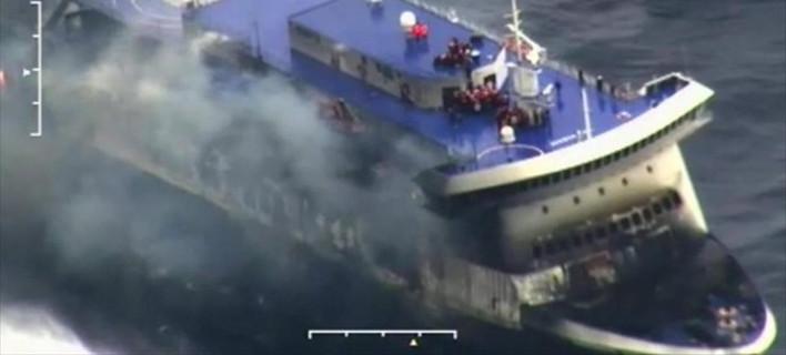 Εφτά νεκροί και 40 αγνοούμενοι -Τα νέα στοιχεία σοκ για το Norman Atlantic