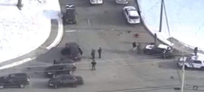 Συναγερμός στο Νιου Τζέρσεϊ -Πληροφορίες για πυροβολισμούς