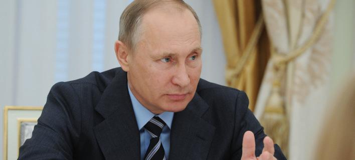 Τηλεγράφημα Πούτιν σε Τραμπ -Τον συνεχάρη για τη νίκη