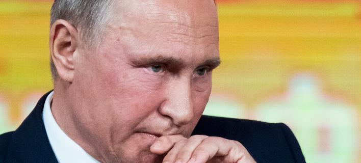 Βλαντιμίρ Πούτιν, Φωτογραφία: AP