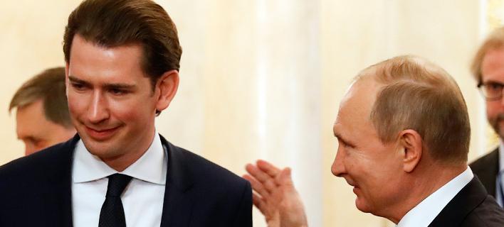 Πούτιν-Κουρτς/Φωτογραφία: AP
