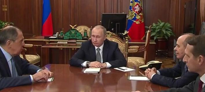 Πούτιν: Προβοκάτσια η δολοφονία του Ρώσου πρέσβη -Στόχος της να τσακίσει τις ρωσοτουρκικές σχέσεις
