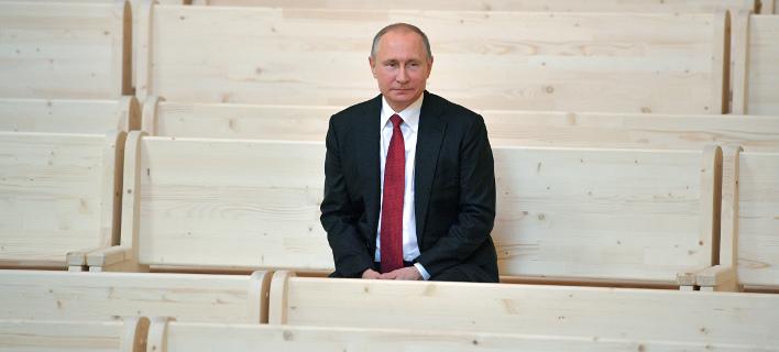 Φωτογραφία: AP/ Alexei Druzhinin