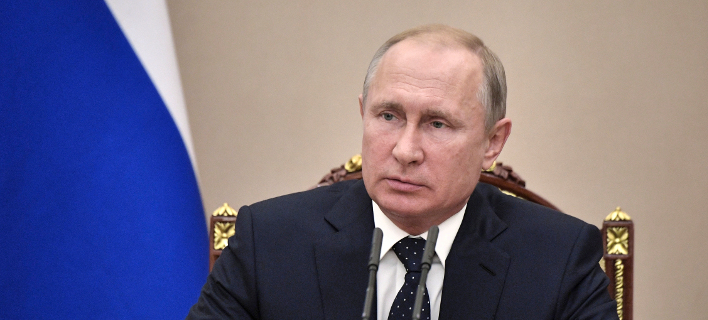 Βλαντίμιρ Πούτιν, Φωτογραφία: AP