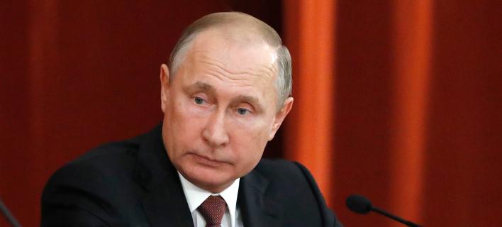 Ο Βλάντιμιρ Πούτιν/ Φωτογραφία AP images
