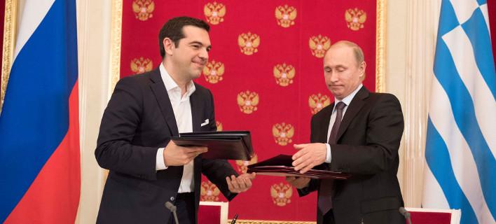Euronews: Θα είναι πρωτοφανές να δώσει ο Πούτιν προκαταβολή στην Αθήνα για τον αγωγό