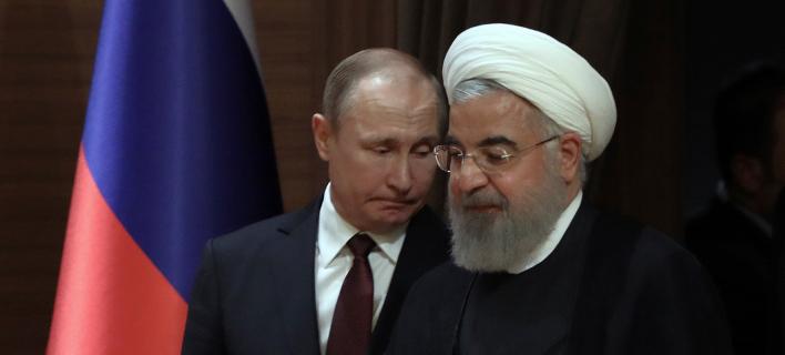 Πούτιν και Ροχανί συμφώνησαν: Η πυραυλική επίθεση στη Συρία θα προκαλέσει χάος