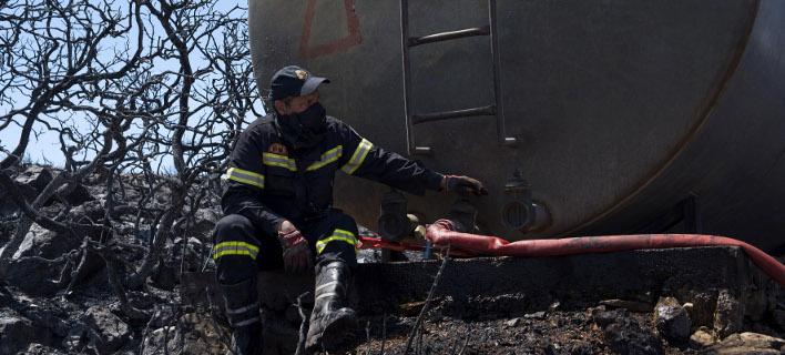 Πυροσβέστες: Αναμενόμενη η καταστροφή στα Κύθηρα -Είχαμε προειδοποιήσει