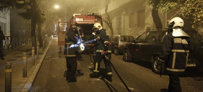 Πυρκαγιά με δύο νεκρούς στην Καλλιθέα (Φωτογραφία αρχείου: EUROKINISSI/ΣΤΕΛΙΟΣ ΜΙΣΙΝΑΣ)