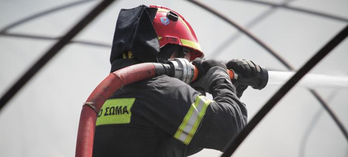 Πυροσβέστης/Φωτογραφία αρχείου eurokinissi